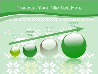 Christmas Sweater Ornament PowerPoint Template - Slide 87