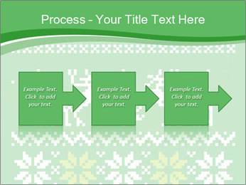 Christmas Sweater Ornament PowerPoint Template - Slide 88