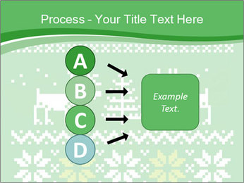 Christmas Sweater Ornament PowerPoint Template - Slide 94