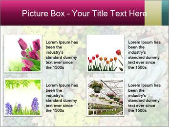Botanical Composition PowerPoint Templates - Slide 14
