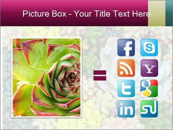 Botanical Composition PowerPoint Templates - Slide 21