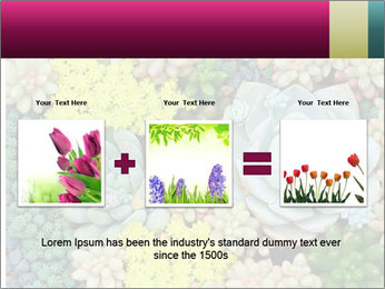 Botanical Composition PowerPoint Template - Slide 22