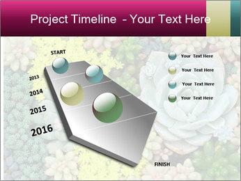 Botanical Composition PowerPoint Templates - Slide 26