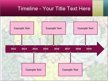 Botanical Composition PowerPoint Template - Slide 28