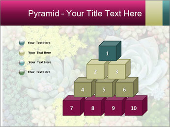 Botanical Composition PowerPoint Template - Slide 31