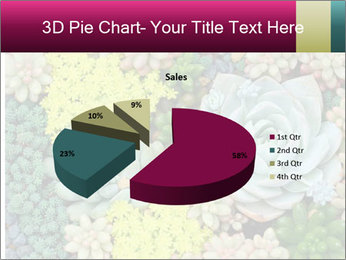 Botanical Composition PowerPoint Template - Slide 35