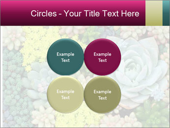 Botanical Composition PowerPoint Template - Slide 38