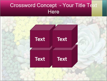 Botanical Composition PowerPoint Templates - Slide 39