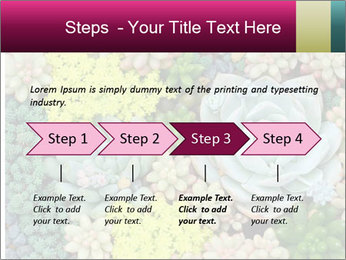 Botanical Composition PowerPoint Template - Slide 4