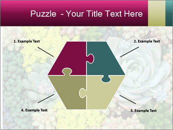 Botanical Composition PowerPoint Template - Slide 40
