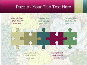 Botanical Composition PowerPoint Templates - Slide 41