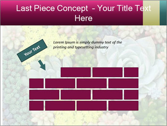 Botanical Composition PowerPoint Template - Slide 46