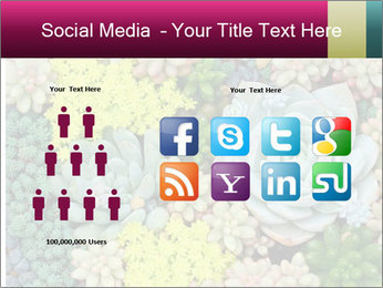 Botanical Composition PowerPoint Template - Slide 5