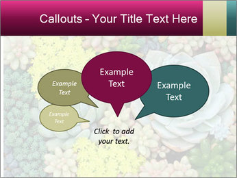 Botanical Composition PowerPoint Templates - Slide 73