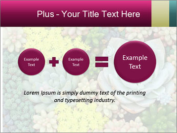 Botanical Composition PowerPoint Template - Slide 75