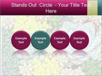 Botanical Composition PowerPoint Templates - Slide 76