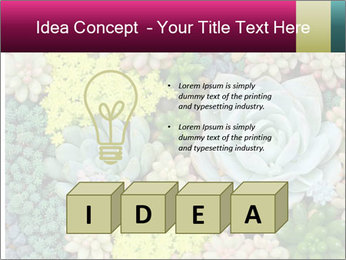Botanical Composition PowerPoint Template - Slide 80