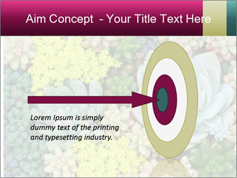 Botanical Composition PowerPoint Template - Slide 83