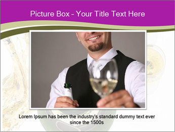 Celebration With Champagne PowerPoint Template - Slide 15