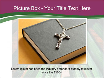 Holy Cross PowerPoint Templates - Slide 15