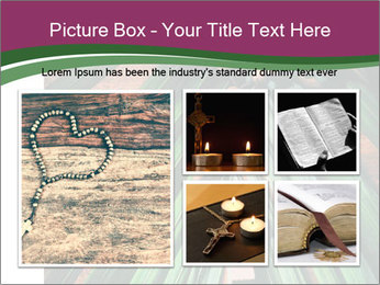 Holy Cross PowerPoint Templates - Slide 19