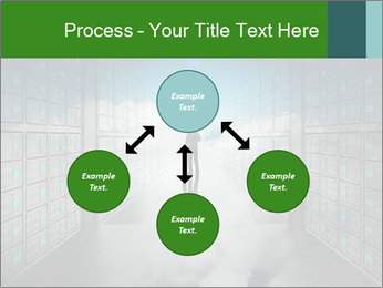 Database Corridor PowerPoint Templates - Slide 91