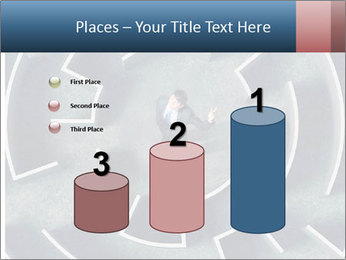 Maze Confusion PowerPoint Template - Slide 65