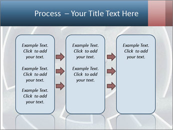 Maze Confusion PowerPoint Template - Slide 86