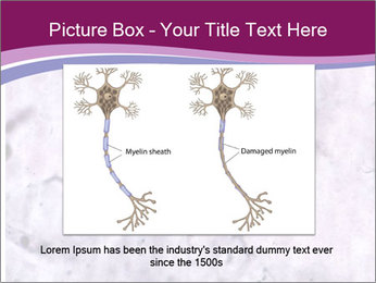 Nervous Cells PowerPoint Templates - Slide 15