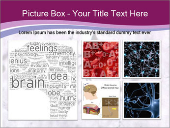 Nervous Cells PowerPoint Templates - Slide 19