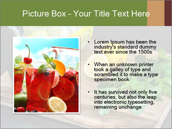 Refreshing Lemon Drink PowerPoint Template - Slide 13