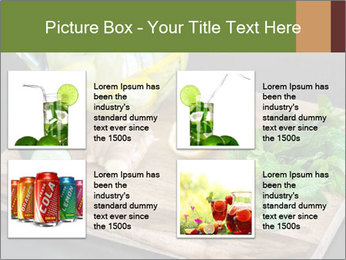 Refreshing Lemon Drink PowerPoint Template - Slide 14
