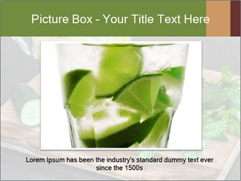Refreshing Lemon Drink PowerPoint Template - Slide 15
