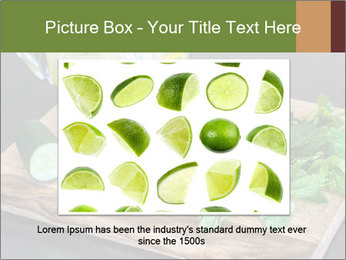 Refreshing Lemon Drink PowerPoint Template - Slide 16