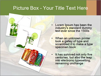 Refreshing Lemon Drink PowerPoint Template - Slide 17