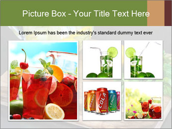 Refreshing Lemon Drink PowerPoint Template - Slide 19