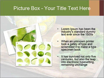 Refreshing Lemon Drink PowerPoint Template - Slide 20