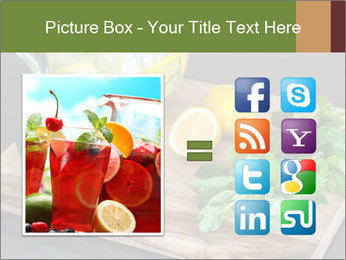 Refreshing Lemon Drink PowerPoint Templates - Slide 21