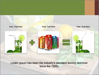 Refreshing Lemon Drink PowerPoint Templates - Slide 22
