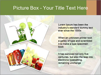 Refreshing Lemon Drink PowerPoint Template - Slide 23