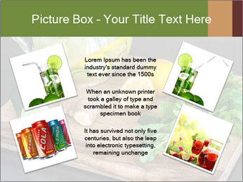 Refreshing Lemon Drink PowerPoint Template - Slide 24