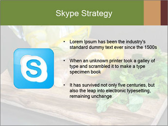 Refreshing Lemon Drink PowerPoint Template - Slide 8