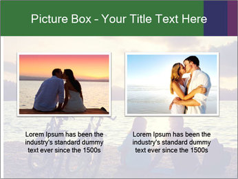 Friends At Seaside PowerPoint Templates - Slide 18