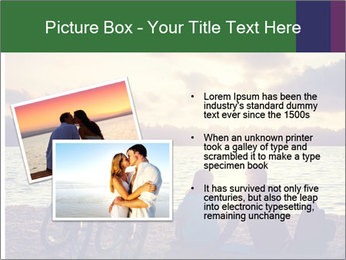 Friends At Seaside PowerPoint Templates - Slide 20