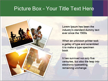 Friends At Seaside PowerPoint Template - Slide 23