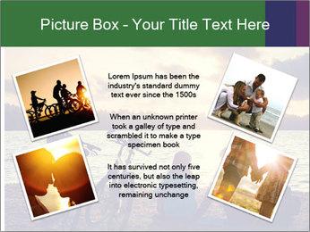 Friends At Seaside PowerPoint Template - Slide 24