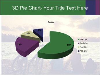 Friends At Seaside PowerPoint Template - Slide 35