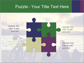 Friends At Seaside PowerPoint Templates - Slide 43