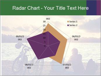 Friends At Seaside PowerPoint Template - Slide 51