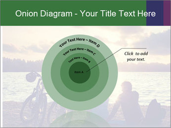 Friends At Seaside PowerPoint Template - Slide 61